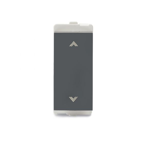 10A_1_Way_2_Module_Switch_Pebble_Grey