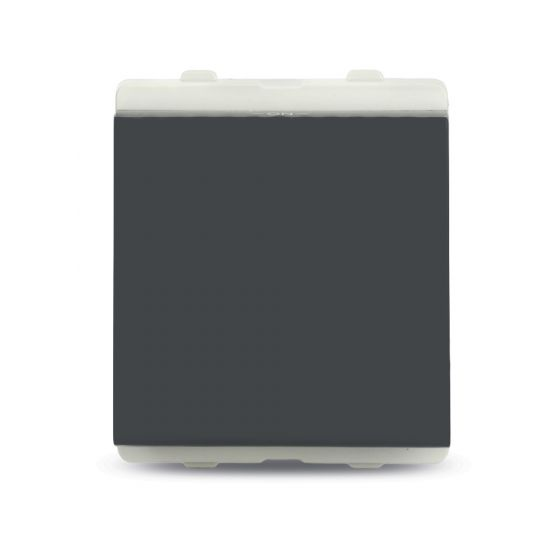 16AX_1_Way_2_Module_Switch_Pebble_Grey