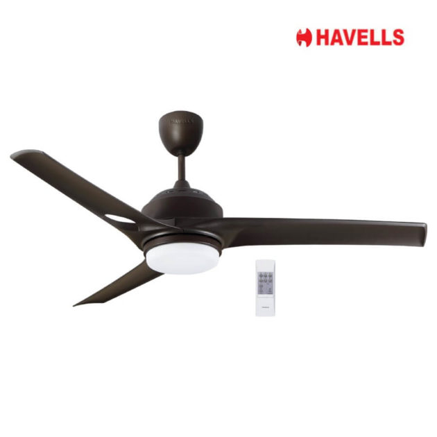 Havells Premium Underlight Ebony 1320_mm_sweep_Oil_Rubbed_Bronze_Ceiling_Fan