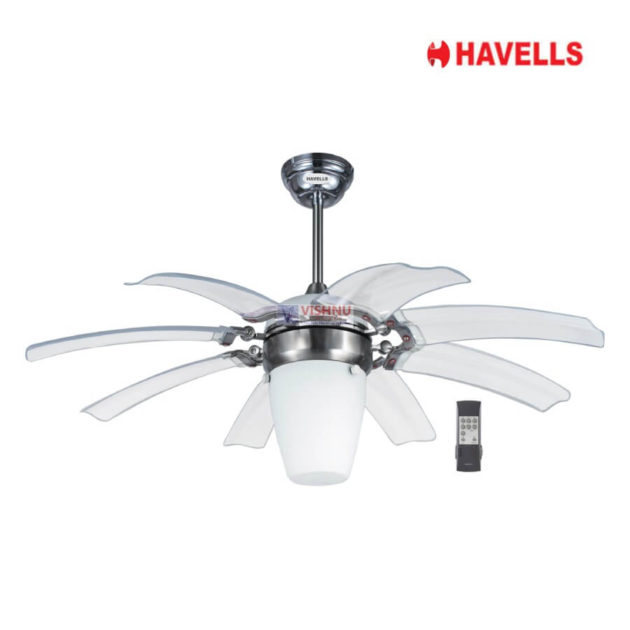Havells_Premium_Underlight_Opus_Brushed_Nickel_8_Transparent_Blade_Ceiling_Fan